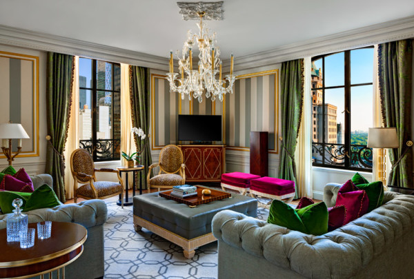 THE ST REGIS NEW YORK Preferred Partners HAUTEOC TRAVELER