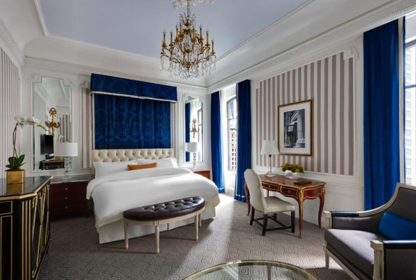 The St. Regis New York HAUTEOC TRAVELER preferred partners