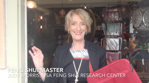 Judy visits with Laguna Nursery as a guest speaker on her Feng Shui Master Research Center