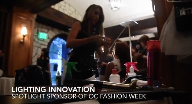 LightingInnovationLDC.com Spotlights Masterstylists at OC Fashion Week
